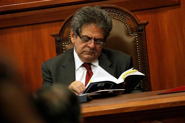 Haroldo Brito es elegido como nuevo presidente de la Corte Suprema: ministro ha sido contrario a la amnistía en DD.HH.