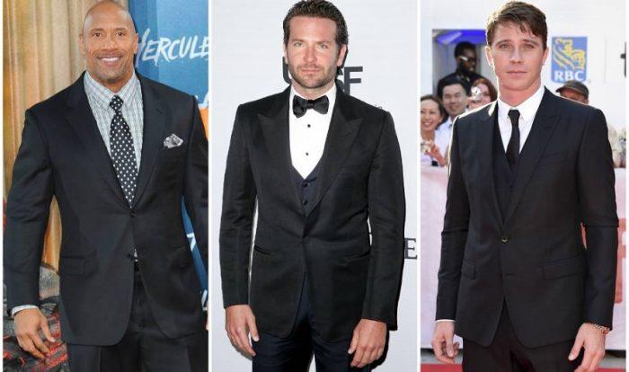 Men in black: ellos también protestarán contra el acoso en Hollywood
