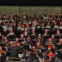 Concierto de Navidad gratuito en estación de metro Quinta Normal