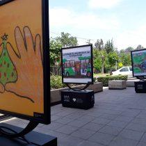 """""""El Color de la Inclusión"""", la nueva exposición de dos jóvenes con discapacidad cognitiva"""