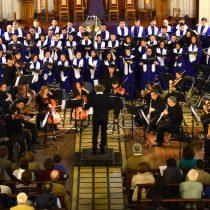 Concierto de Navidad Orquesta Clásica y Coro U. de Santiago en Aula Magna USACH