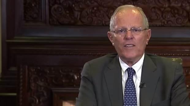 PPK, el amigo de Piñera, renuncia a presidencia del Perú presionado por casos de corrupción