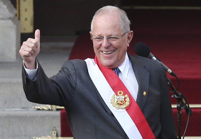 Crisis presidencial en Perú no parece preocupar a Wall Street