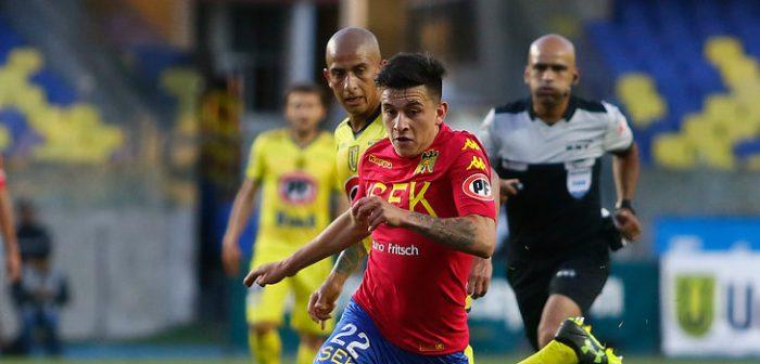 Detienen a jugador de Unión Española