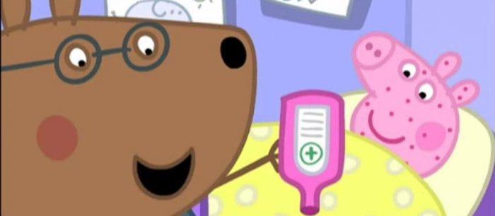 Cuestionan a Peppa Pig: sería una mala influencia para los sistemas de salud
