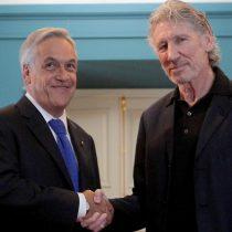Roger Waters recuerda cuando estuvo con Piñera: