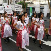Mujeres por indulto a Fujimori: