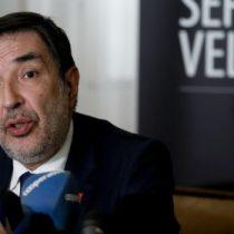 Patricio Santamaría por acusación de Piñera: