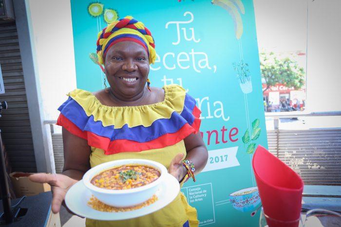 """Maíz empiedrao de Colombia gana concurso de cocina patrimonial """"Tu Receta Tu Historia Migrante"""""""