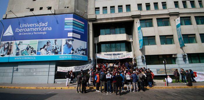 Mineduc confirma cierre de la Universidad Iberoamericana: deuda equivale a 5 veces su patrimonio