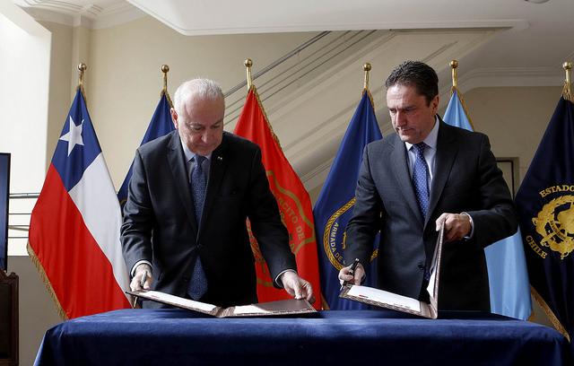 Universidad Central y Ministerio de Defensa firman convenio de colaboración