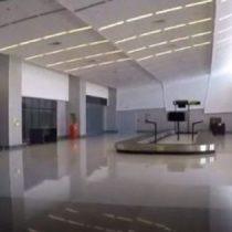 [VIDEO] El lujoso aeropuerto fantasma construido en uno de los países más pobres del mundo