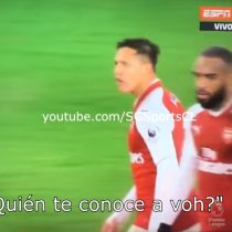 [VIDEO] El encontrón de Alexis Sánchez con Ander Herrara en un juego del Manchester United