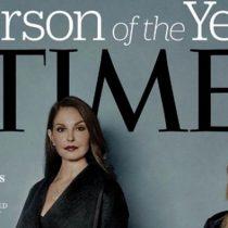 Revista Time elige personalidad del año a quienes