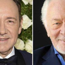 Plummer, nominado en los Globos por el papel heredado de Kevin Spacey