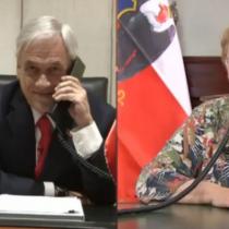 [VIDEO] La trastienda del llamado de Michelle Bachelet a Sebastián Piñera