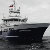 Búsqueda de submarino: inspeccionan objeto sumergido a 940 metros detectado por buque chileno