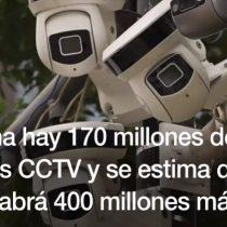[VIDEO] China tiene millones de cámaras de videovigilancia