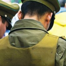 Joven resultó herido por disparo de un carabinero en la región de Los Ríos