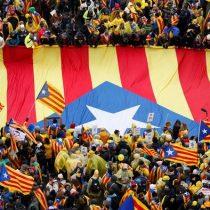 Cataluña sigue paralizada