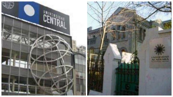 U. Central y UAHC son acreditadas por 4 años y podrían sumarse a la gratuidad