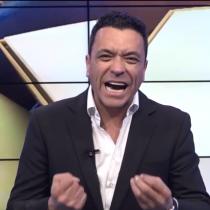 [VIDEO] La arenga de los rostros de Fox Sports previo al frustrado intento por quedarse con el CDF