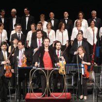 Concierto de Navidad Orquesta de Cámara de Chile en Teatro Municipal de Ñuñoa