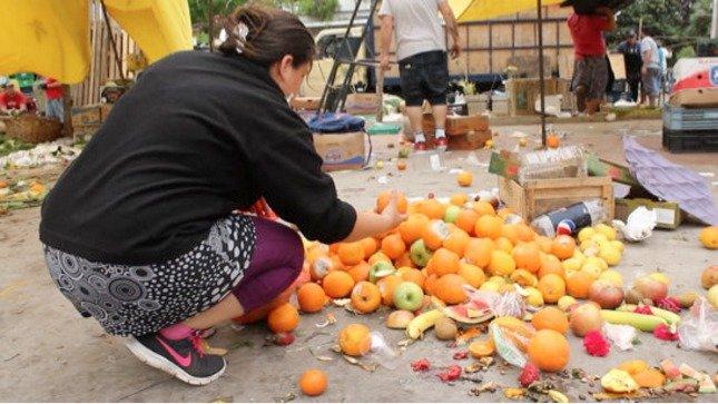 Comité intersectorial presenta plan de acción para la reducción de desperdicios de alimentos en Chile