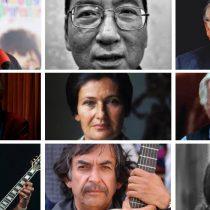 Helmut Kohl, Angel Parra y Roger Moore, entre las grandes pérdidas en 2017