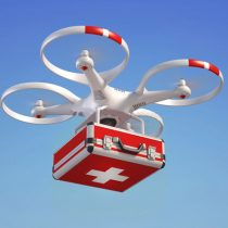 Usarán drones para mejorar atención en salud en zonas remotas de República Dominicana