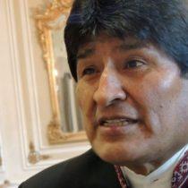 Evo Morales califica de