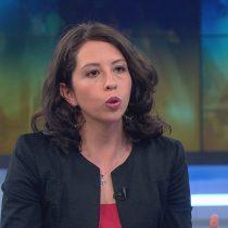 Comisión de Trabajo resolverá censura de diputada Yeomans el próximo martes