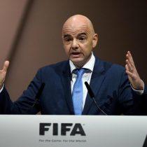 Presidente de la FIFA es acusado de corrupción tras ocultar arreglos de partidos en Turquía