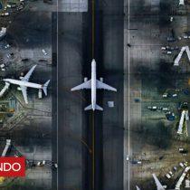 [VIDEO] Espectaculares imágenes aéreas tomadas desde un helicóptero en distintas zonas de Estados Unidos
