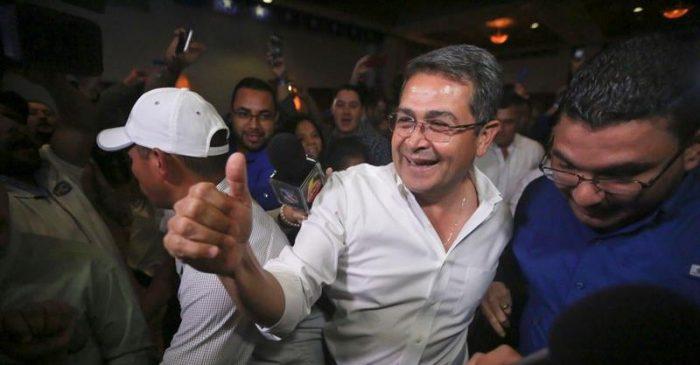 Hernández gana elecciones en Honduras al finalizar escrutinio especial