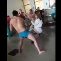 [VIDEO] Erótica celebración de cumpleaños obliga a abrir sumario en el Hospital de Puerto Montt