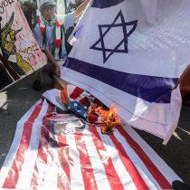 [VIDEO] Continúan las protestas en Indonesia contra la decisión de Trump sobre Jerusalén
