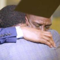 [VIDEO] La emotiva reconciliación de Magic Johnson e Isiah Thomas 26 años después