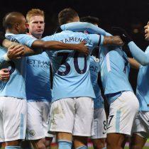 [VIDEO] Triunfo de campeonato: Manchester City derrota al United en el clásico de la ciudad