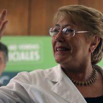 Encuesta Cadem: aprobación de Bachelet llega a 40%, la cifra más alta desde el caso Caval