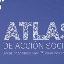 Ministerio de Desarrollo Social lanza Atlas de Áreas Prioritarias de Acción Social