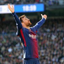 [VIDEO] Barcelona se queda con el clásico español al derrotar al Real Madrid en el Bernabéu