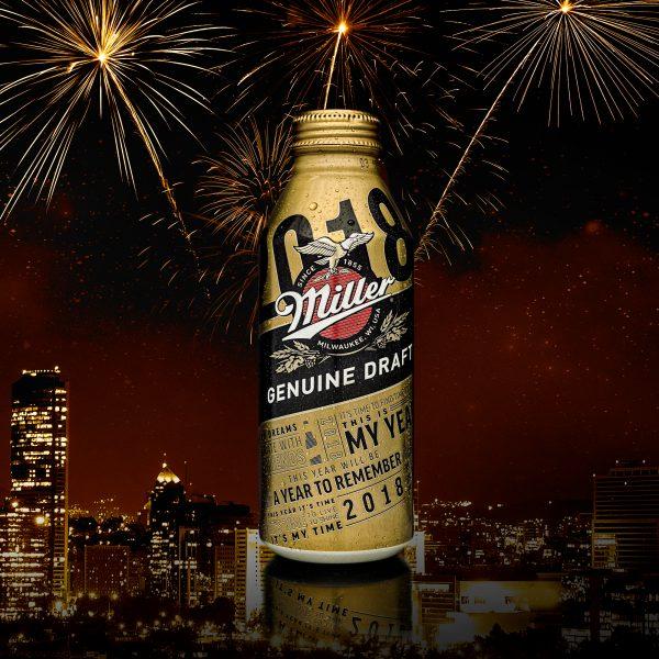 """Miller celebra el comienzo del verano con """"The List"""" y una botella edición especial 2018"""