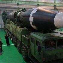 [FOTOS] Cómo se interpretan las imágenes del misil Hwasong-15 difundidas por Corea del Norte