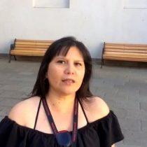 Marcela Jiménez desde La Moneda: Llegan autoridades para seguir conteo de votos