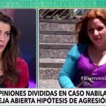 Nabila sigue buscando reparación: Ahora demanda a Tonka Tomicic, exdirector de Bienvenidos y Canal 13 por daño moral