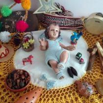 """Recital """"Versos, danzas y cantares en Navidad"""" en Museo Violeta Parra"""