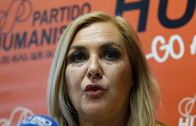 Partido Humanista responsabiliza a Bachelet de entregar por segunda vez gobierno a Piñera y la emplaza a realizar autocrítica