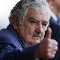 Pepe Mujica llega a Chile para estar presente en cierre de campaña de Guillier