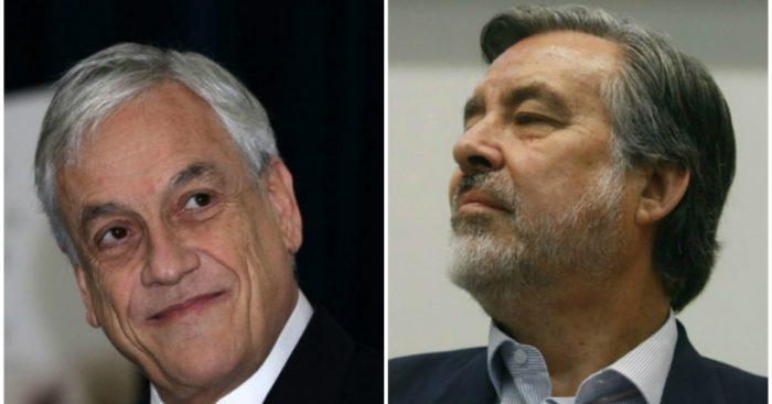 [Archivo] Encuesta Criteria: Piñera supera a Guillier en balotaje midiendo voto probable